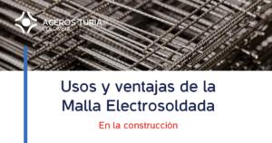 Usos de la malla electrosoldada en la construcción