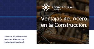 ventajas del acero como material de construccion