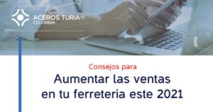 como aumentar las ventas de una ferreteria en Colombia 2021