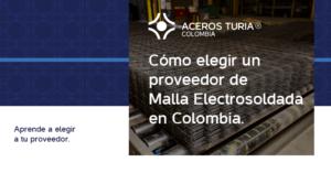 Proveedores de Malla Electrosoldada en Colombia